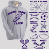 Custom Highland Sports Sweatshirt