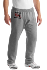 NP HURRICANES OPEN BOTTOM SWEATPANTS