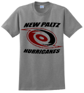 NEW PALTZ HURRICANES TEE